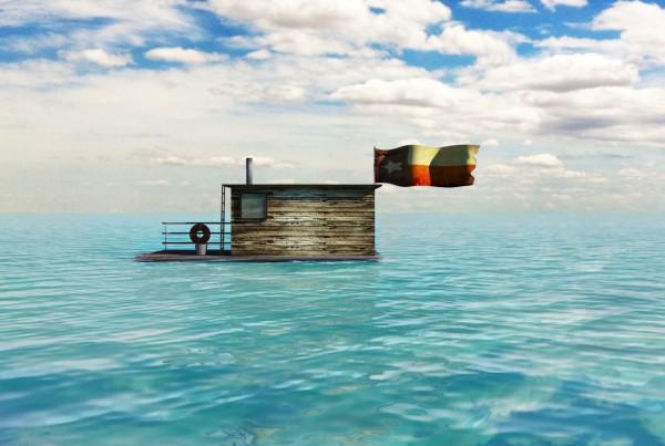 IBU3D Animación 3D de un barco.