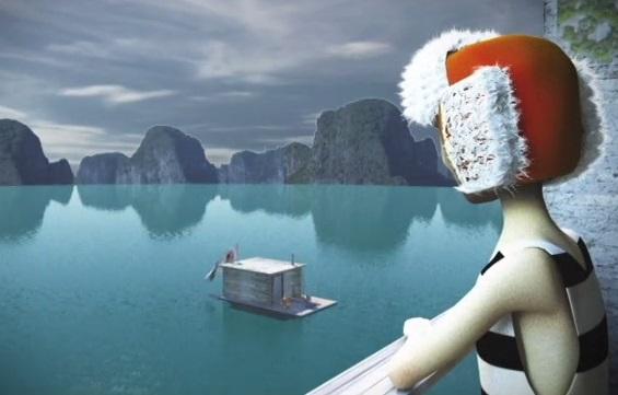 IBU3D izango dena, proyecto de animación 3D.